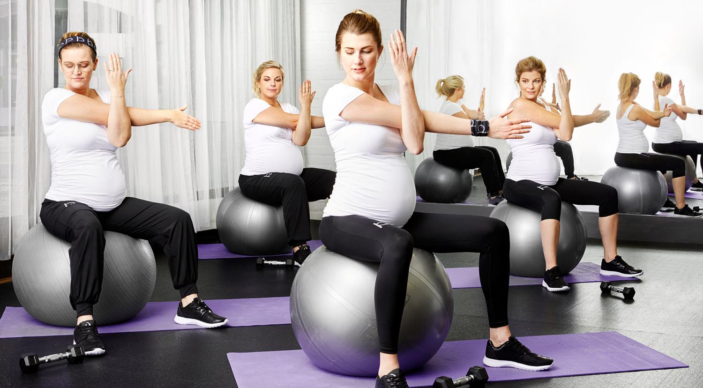 Ska jag träna som gravid?