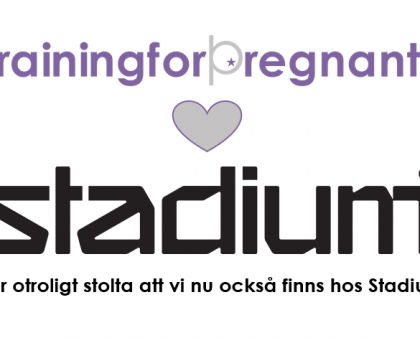 Gravidträningskläder hos Stadium