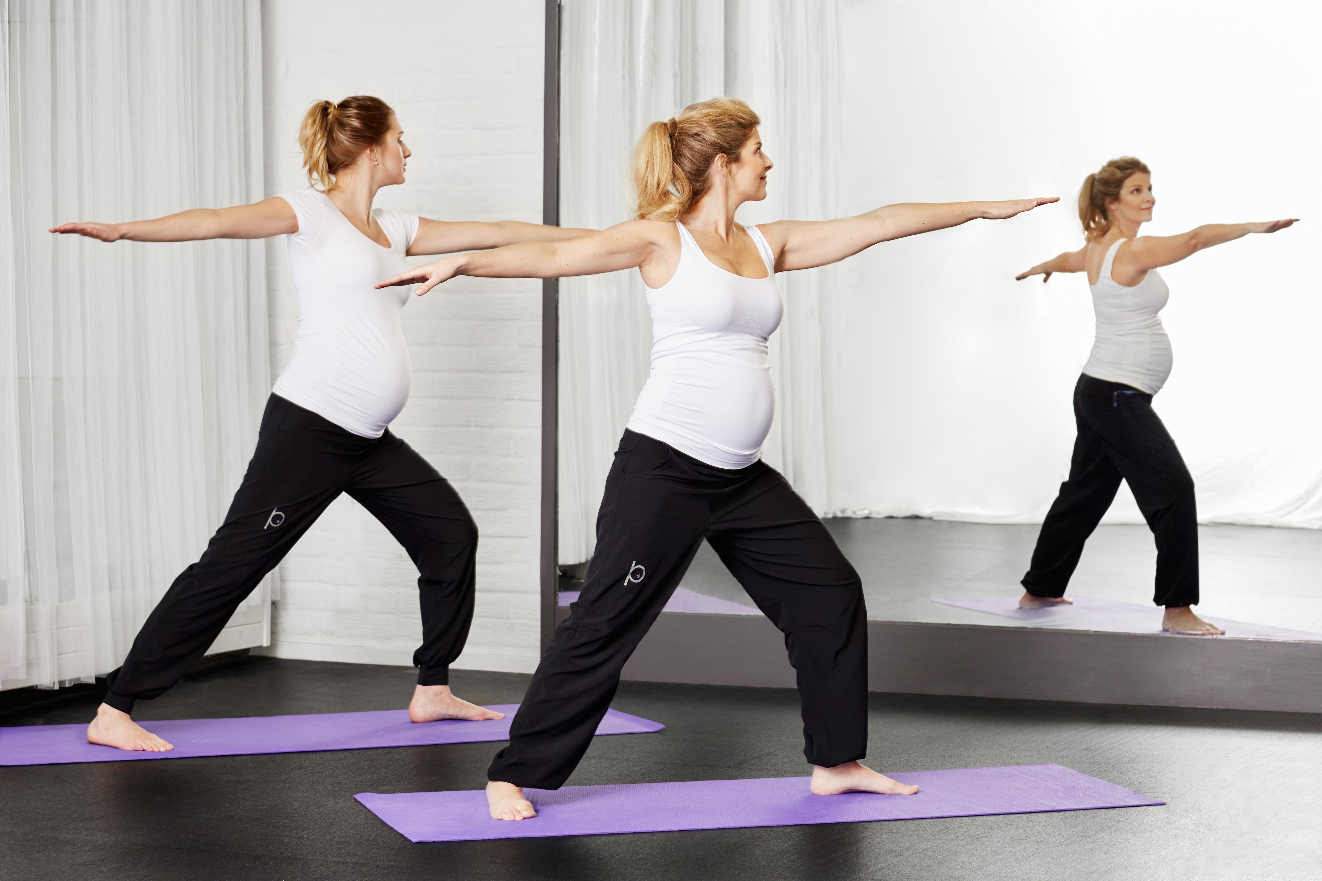Black Friday erbjudande på träningskläder för gravida