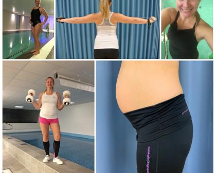 Att träna som gravid