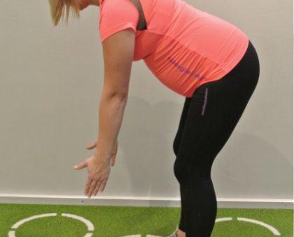 Vilka kroppsdelar bör jag speciellt träna under graviditet och varför? - Benita Jonsson